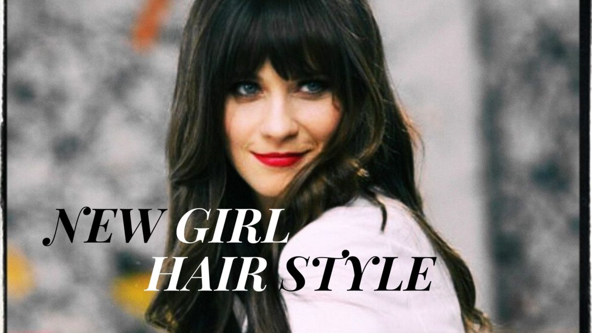 THE SECRETS OF ZOOEY DESCHANEL NEW GIRL HAIRSTYLE