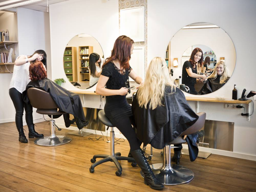 THE TOP NYC HAIRSTYLISTS
